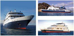 Celebrity Cruises Galapagos Ships