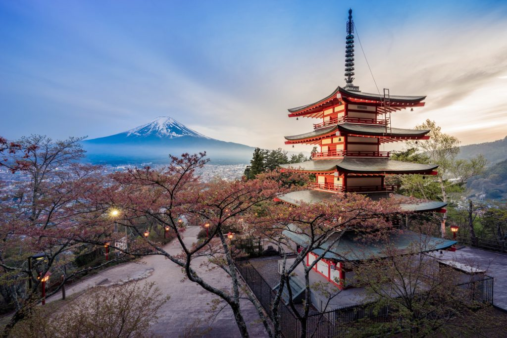 Japan Travel & Vacation Planning