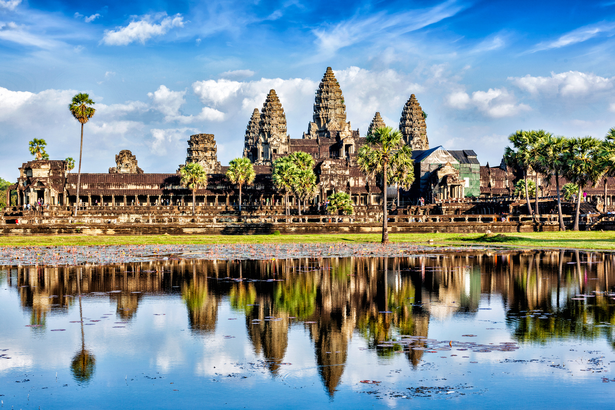 Cambodia Travel & Vacation Planning | Book Your Travel to