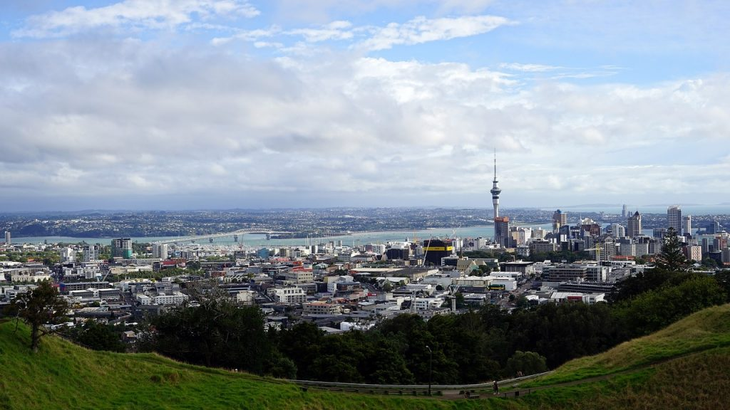 Auckland, New Zealand Travel