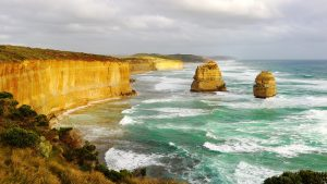 Great Ocean Road in Melbourne, Australia