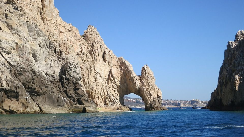 "El Archo or ""Land's End"" in Cabo San Lucas"