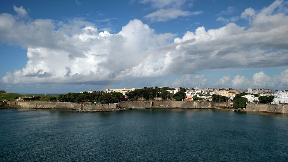 Travel to Old San Juan, Puerto Rico